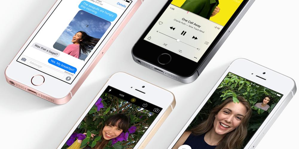 Замена дисплея (оригинал) iPhone SE