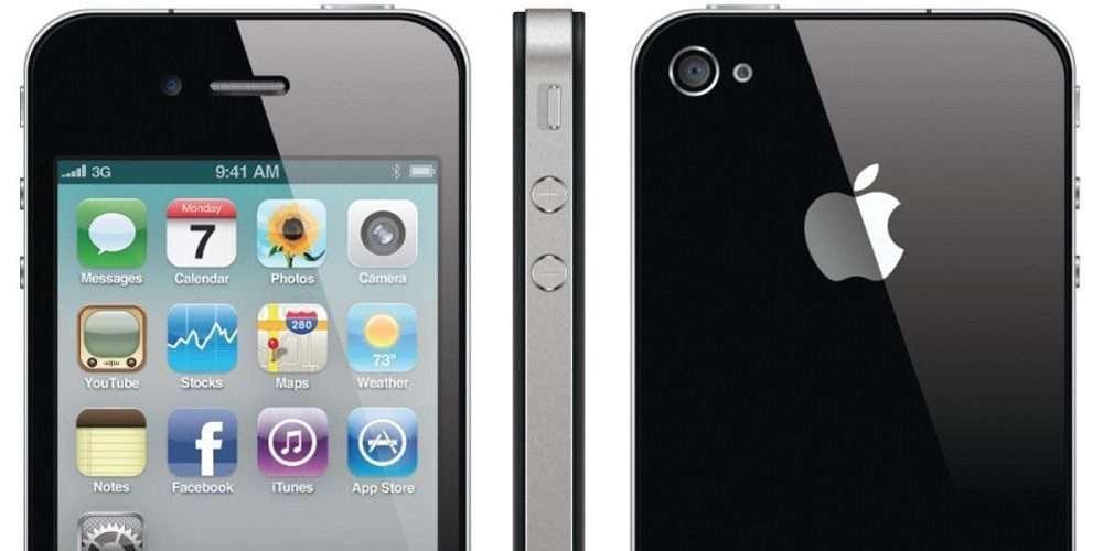Замена дисплея (копия) iPhone 4/4S
