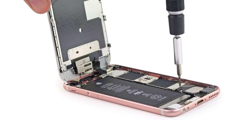 Замена дисплея (копия) iPhone 6 Plus