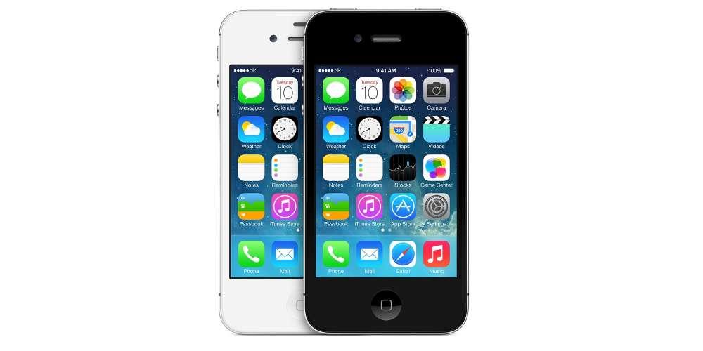 Замена аккумулятора iPhone 4/4S