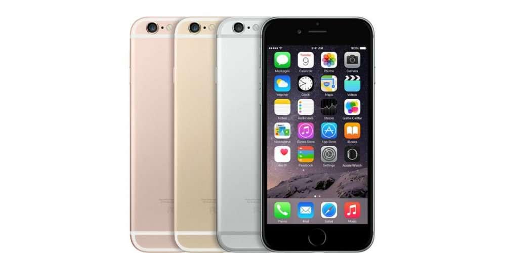 Замена дисплея (оригинал) iPhone 6
