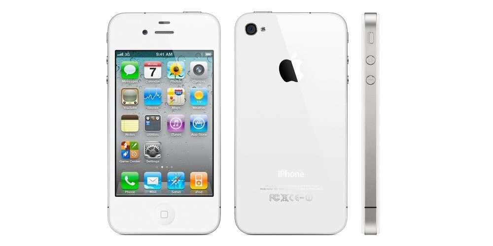 Замена дисплея (оригинал) iPhone 4/4S