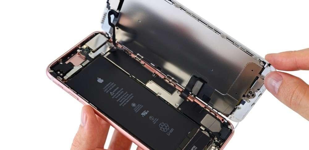 Замена дисплея (копия) iPhone 7 Plus