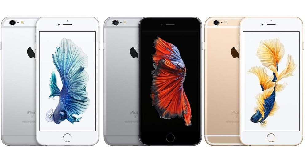 Замена дисплея (копия) iPhone 6S