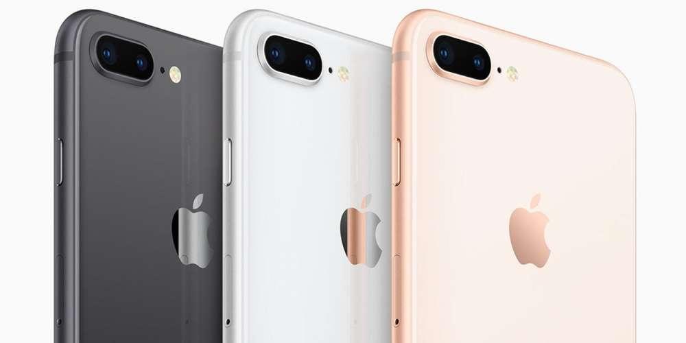 Замена дисплея (копия) iPhone 8 Plus