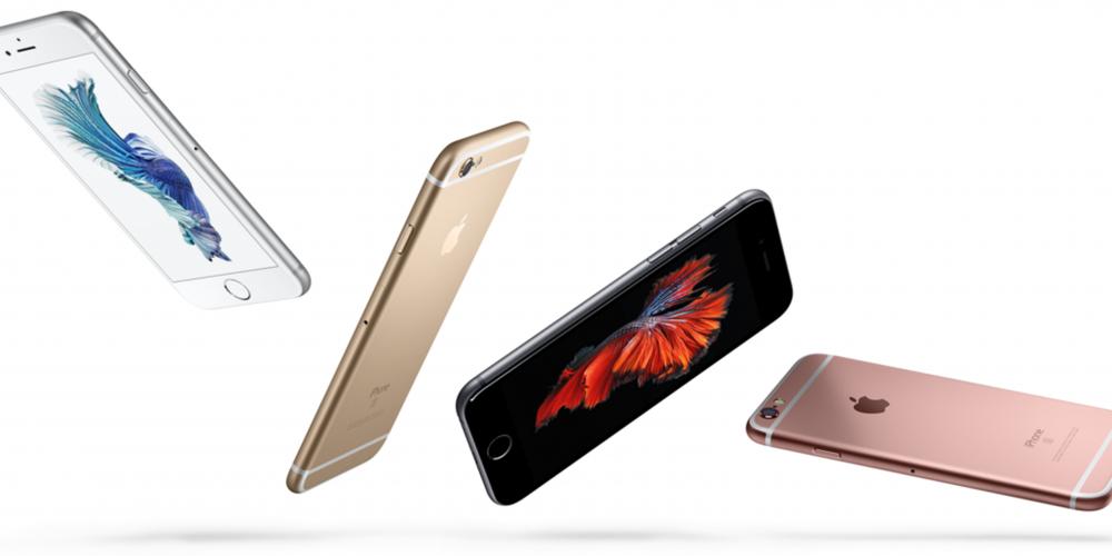Замена дисплея (оригинал) iPhone 6S Plus